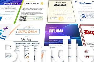 10 Diplomas Bundle Pack 50% off