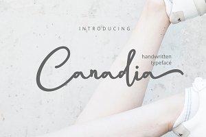 Canadia Script | Handwritten