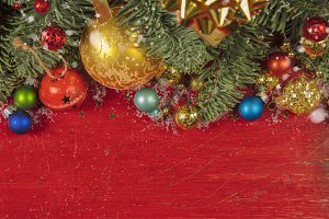 Christmas decorating elements and or