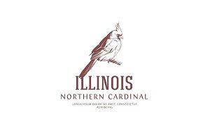 Birds of America - Cardinal