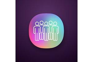 Meeting app icon
