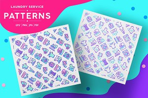 Laundry Service Patterns Collection