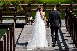 The very beautiful wedding an amazin