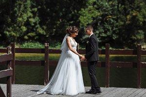 Georgeous wedding couple. Wedding fo