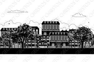Houses Victorian Georgian