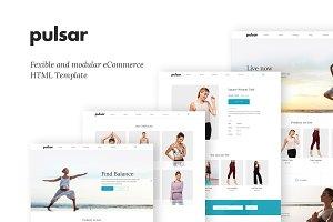 Pulsar - eCommerce HTML