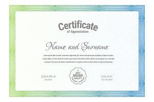 Certificate285