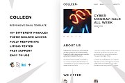 Collen – Responsive Email template