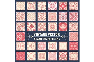 36 Seamless Patterns