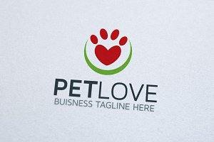 Pet Love Logo
