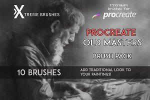 Procreate Old Masters Brushset