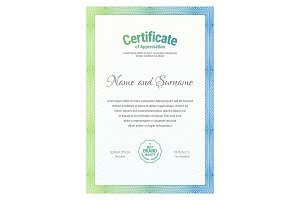 Certificate287