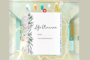 Life Planner 2019 Printable