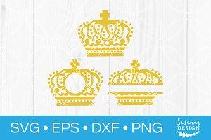 Crown SVG Bundle