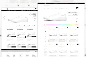 Sports E-commerce Themes