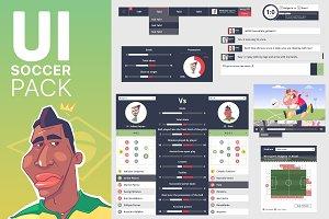 UI Soccer Pack