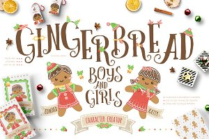 Gingerbread Boys and Girls Creator