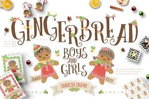 Gingerbread Boys and Girls Creator
