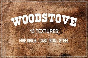 Woodstove Textures