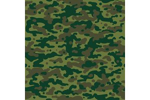 Hunting camouflage pattern