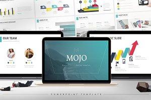 Mojo - Powerpoint Template