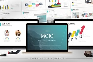 Mojo - Google Slides Template