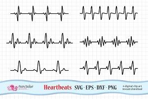 Heartbeat SVG