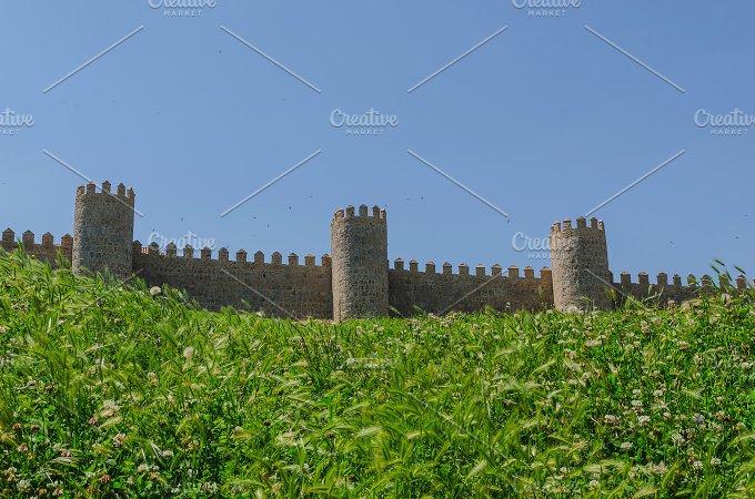 Avila. Ávila - Architecture
