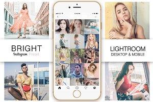 Bright Lightroom Blogger Preset