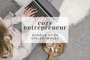 Cozy Entrepreneur Stock Bundle