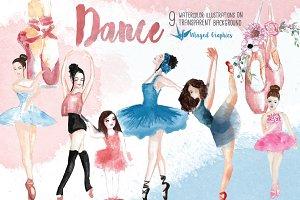 Dance/ dancers/ballet/ballerinas