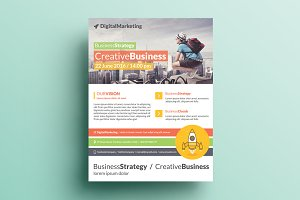 Creative Corporate Flyer V11