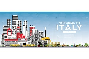 Welcome to Italy Skyline