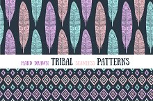 Ethnic collection. Tribal patterns.