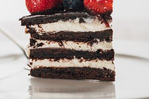 piece of delicious whoopie pie cake