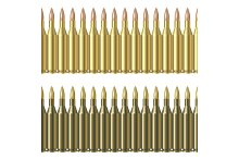 Vector Bullet Pattern Line
