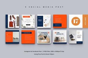 Social Media Post Vol. 17
