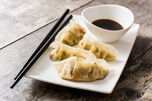Dumplings or gyoza