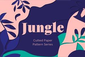 Jungle Cutted Paper