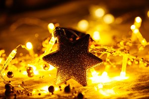 Christmas and New Year decorations s