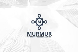 Murmur Logo Template