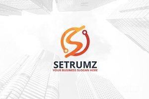 Setrumz Logo Template