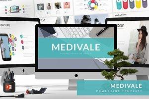 Medivale - Powerpoint Template