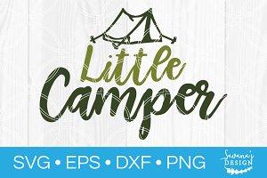 Little Camper SVG