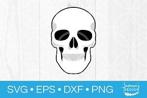 Skull And Cross Bones Svg Files Pre Designed Photoshop Graphics Creative Market