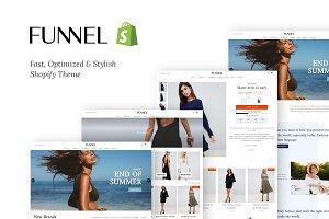 Funnel Shopify Theme