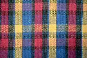 Plaid Cloth Texture