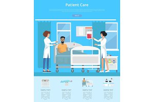 Patient Care Services Vector