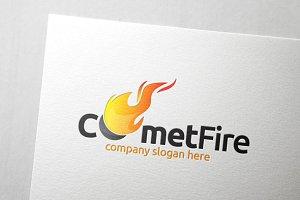 Comet Fire Logo
