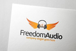 Freedom Audio Logo